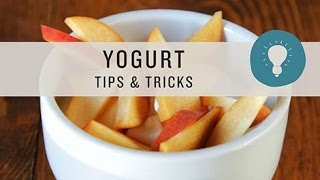Superfoods - Yogurt: Tips & Tricks