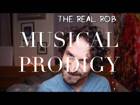 Musical Prodigy - The Real Rob -