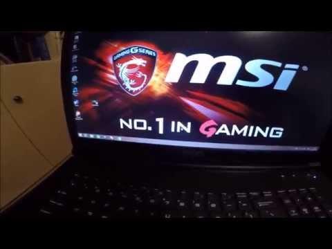 Unboxing MSI Leopard PRO GP72