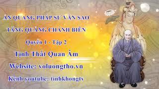 Tập 02 Văn Sao Chánh Biên