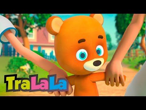 🐻 Ursul Doarme - Cântece pentru copii | TraLaLa