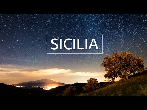 la nostra sicilia in un bellissimo video