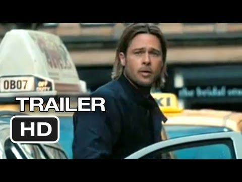 World War Z (Zombie Movie) Trailer