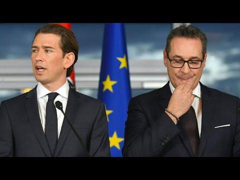 Österreich: Bundeskanzler Kurz schließt weitere Zusam ...