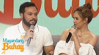 Video Magandang Buhay: Empress and Vino's love story MP3, 3GP, MP4, WEBM, AVI, FLV Agustus 2018