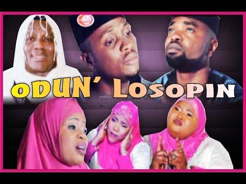 ODUN LOSOPIN   Saheed Osupa, Obirere, Ere Asalatu    A must watch prayerful song for End of the year