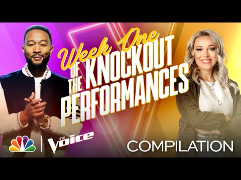 The Best Performances from the Last Rounds of Knockouts - The Voice 2020