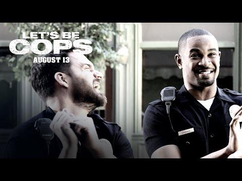 Let's Be Cops (PSA 'Frame the Dog')