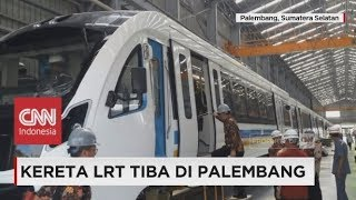 Video Kereta LRT Tiba di Palembang MP3, 3GP, MP4, WEBM, AVI, FLV Juli 2018