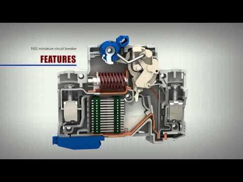 Interruptores Automáticos SERIE NB1 CHINT