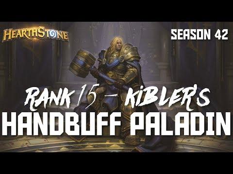 Download Kibler's Handbuff Paladin (Rank 15, 1st Day of Season 42) HD Mp4 3GP Video and MP3