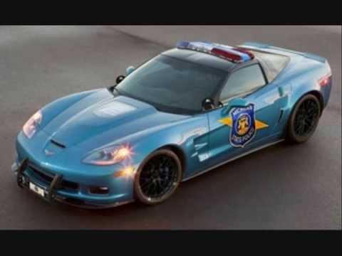 世界各地的超級警車!真是太帥太誇張了!