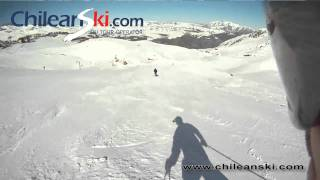 Pista Tap, Valle Nevado Chile
