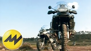 4. Test BMW R 1200 GS Adventure Was kann BMWs Boxer-Allrounder