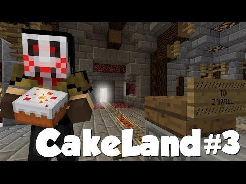CakeLand #3: Я хочу сыграть с тобой в игру... (Особый тоннель в аду) (с LnDxLeo)