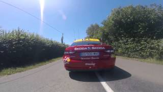 Fougeres France  city photos : On board camera – Stage 7 (Livarot / Fougères) - Tour de France 2015