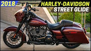 6. NEW 2018 Harley-Davidson Street Glide Special - Updated With Less Vibration And More Power