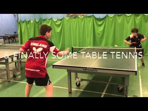 World Table Tennis Day @ OTTC