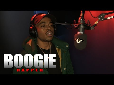 Boogie – Fire In The Booth