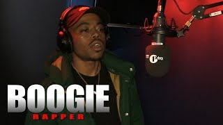 Boogie - Fire In The Booth