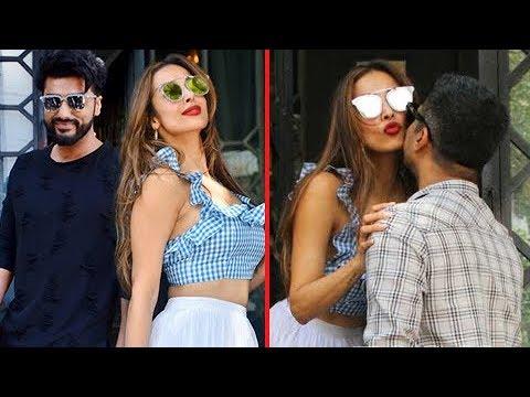 Malaika Arora Khan And Arjun Kapoor ROMANTIC DUBAI
