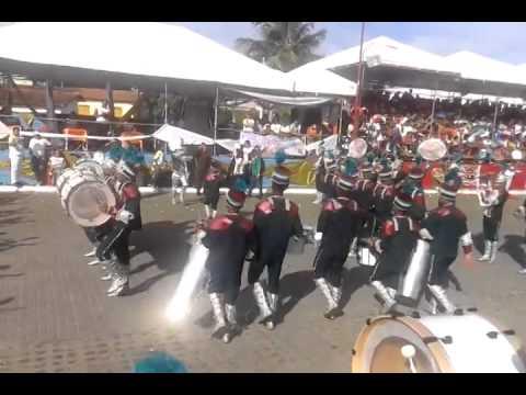 Tradicional - Apresentação completa da Banda Marcial Tradicional de Alagoinhas no Cinfancam, em Camaçari 2014.