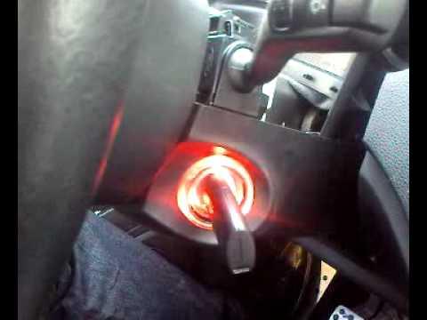 Подсветка замка зажигания ford c-max фото