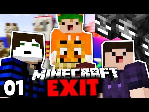 Download DER FREEDOM SQUAD IST ZURÜCK! ✪ Minecraft EXIT #01   Paluten [Deutsch] HD Mp4 3GP Video and MP3