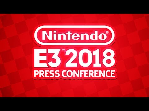 Nintendo E3 2018 Direct and Treehouse Live