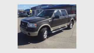 2008 Ford F 150  Langley BC - Langley Truck Dealer http://bcautos.ca