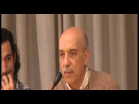 """Jornadas """"Móstoles sin petróleo"""": Pedro Prieto-Crisis energética:Una historia de ciencia-realidad 6/7"""