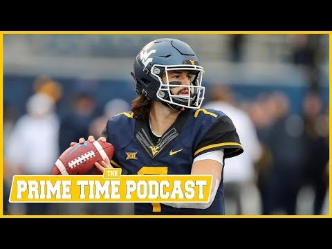 College Football Playoff: Will West Virginia Win The Big 12?