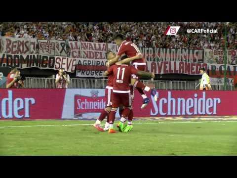 El gol de Driussi a Belgrano