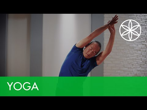 Flexibility Yoga For Beginners With Rodney Yee - Extend Your Reach | Yoga | Gaiam