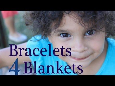 Helping Uruguayan Orphans Stay Warm: Bracelets 4 Blankets