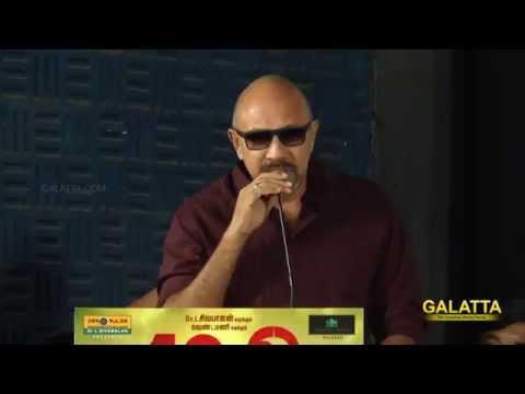 Goundamani is the trend in Youtube   Sathyaraj   Hilarious speech