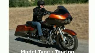 6. 2012 Harley-Davidson Road Glide CVO Custom -  motorbike Specification Info superbike