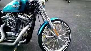 7. 2015 Harley Davidson Sportster - Custom 1200