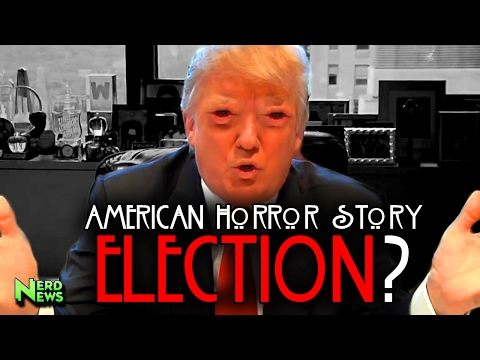 American Horror Story VS 2016 Election - Season 7 Speculations!