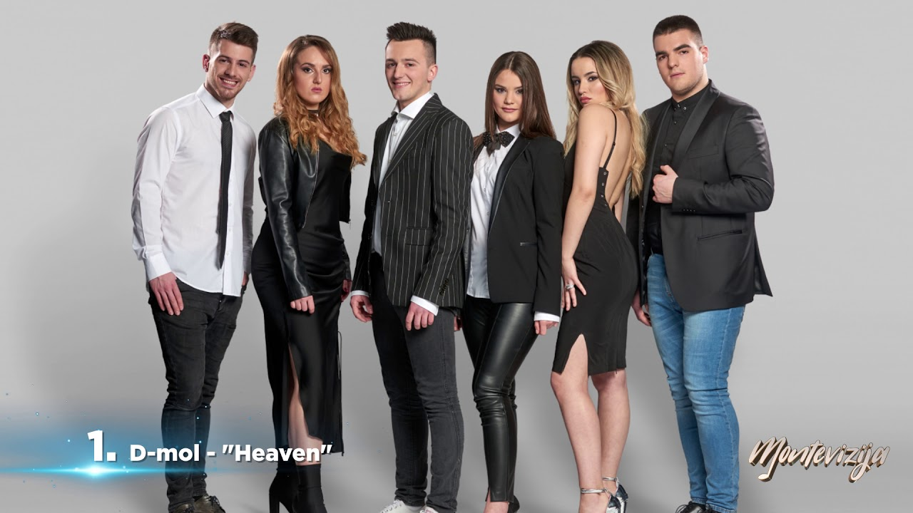 D-Moll - Heaven (Montenegro 2019)