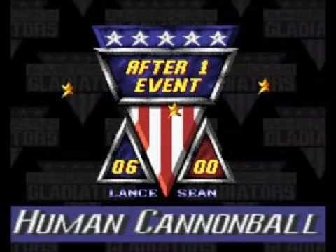 american gladiators super nintendo controls