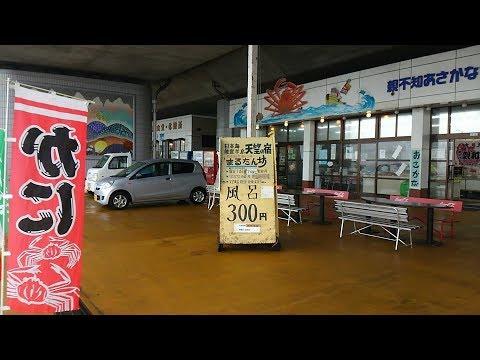 道の駅親不知ピアパーク(温泉有)新潟県糸魚川市 全国出張の旅