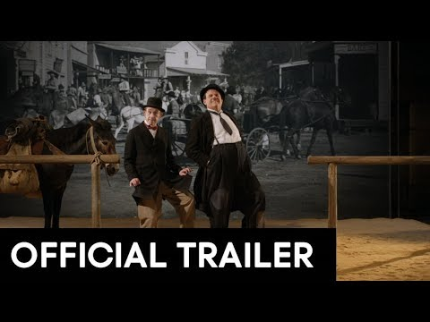 The First Trailer for Stan  Ollie