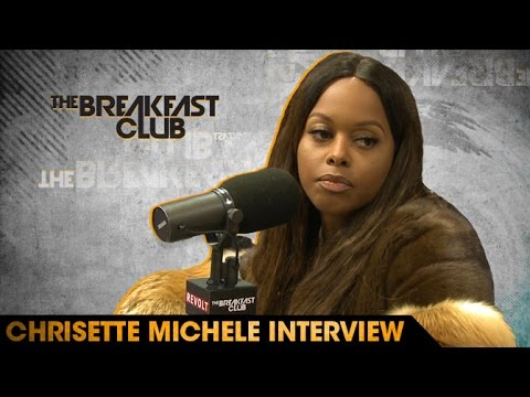 Chrisette Michele Talks Why She Performed at Trump's Inauguration & Reacts to Spike Lee's Comments On The Breakfast Club