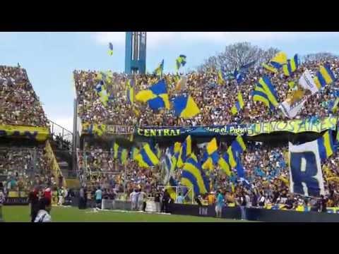 Video - Rosario Central - Recibimiento vs NOB. - Los Guerreros - Rosario Central - Argentina