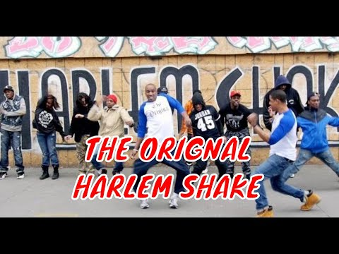 The Real Harlem Shake (Original) | Harlem Shake Dance | Original Harlem Shake | Do The Harlem Shake