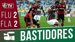 Fluminense 2 X Flamengo 2