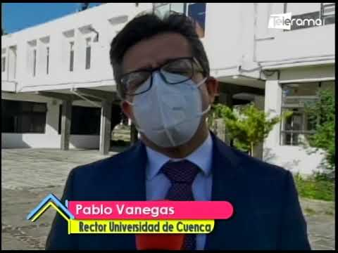 Universidad de Cuenca comienza periodo académico 2020 - 2021