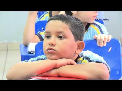 Educação Municipal em Palmeiras de Goias