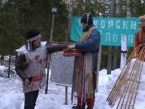 Индейцы Карельского леса 2002. Финальная серия